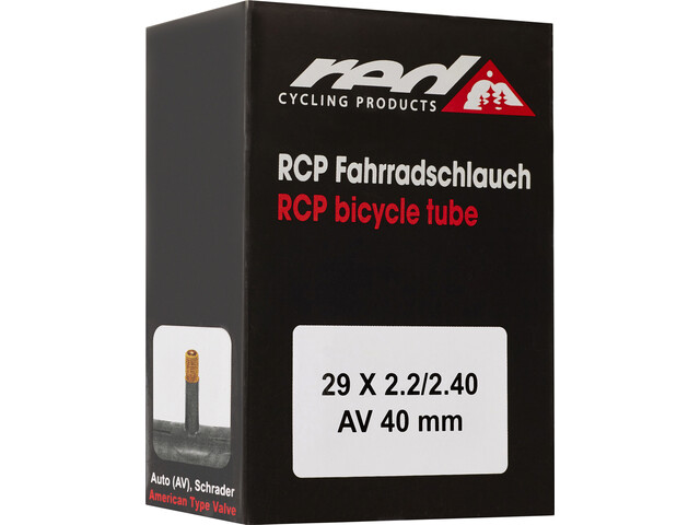 "Red Cycling Products 29 Zoll - Chambre à air - 29"" MTB 60-622 noir"